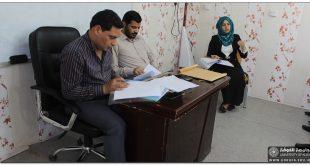 جامعة الكوفة تعقد حلقة نقاشية بعنوان دور الاتصال السياسي في ادارة الازمات